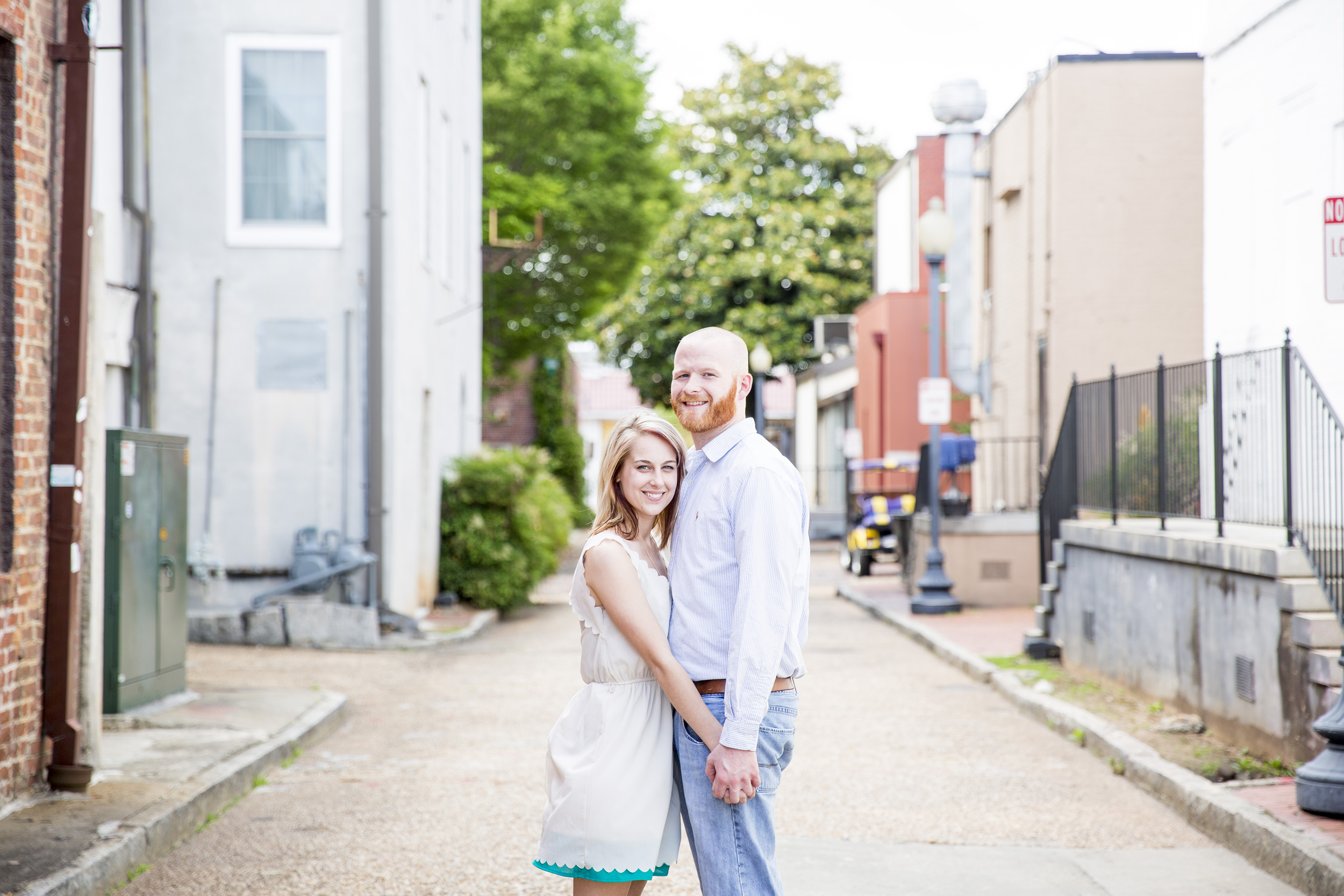atlanta wedding photography - allison and griffin engagement - marietta square - between the blinks 1001.jpg