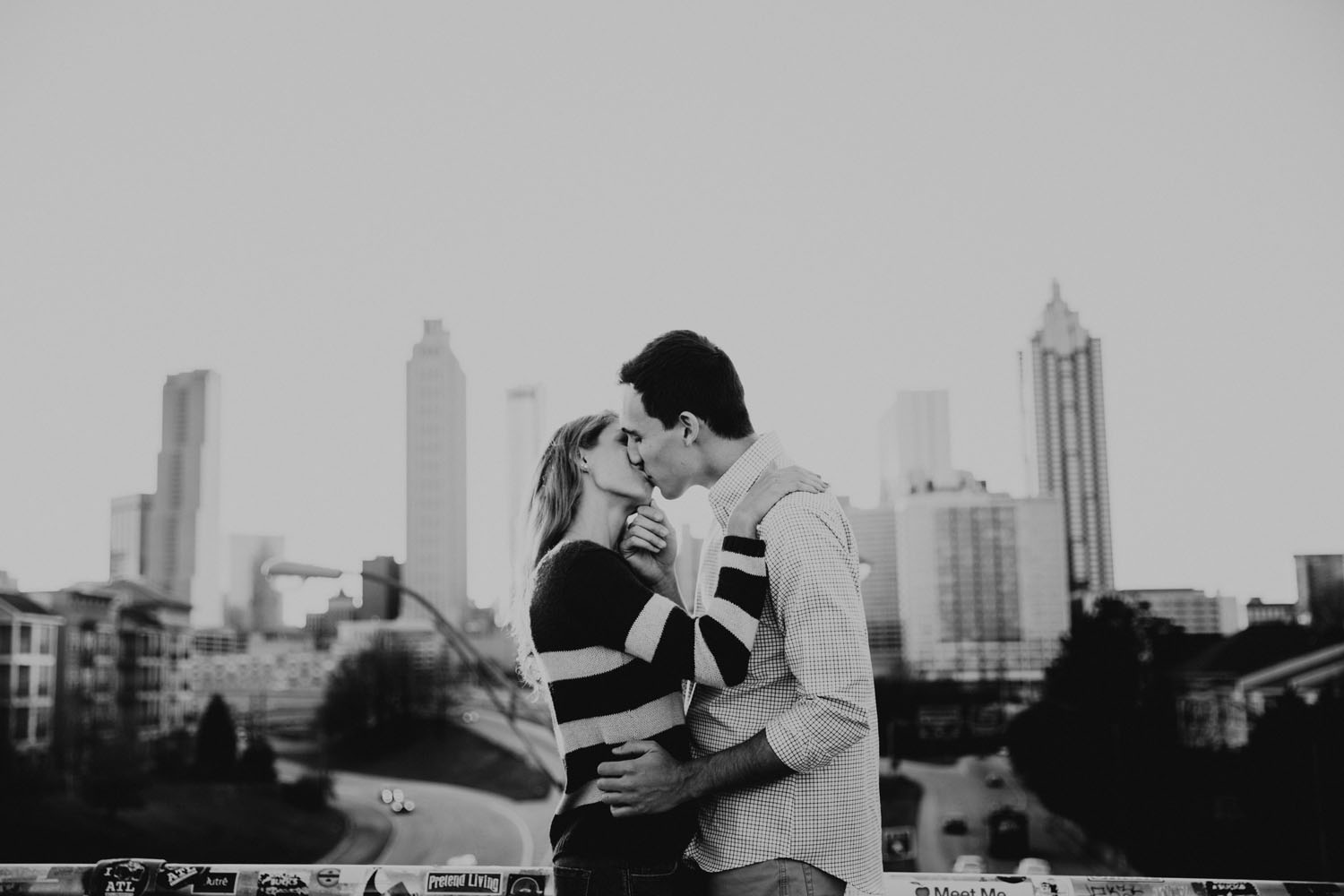 Atlanta best engagement photographers wedding photographer Ga Tech photography Jackson street bridge _ Atalie Ann Photo _1061.jpg