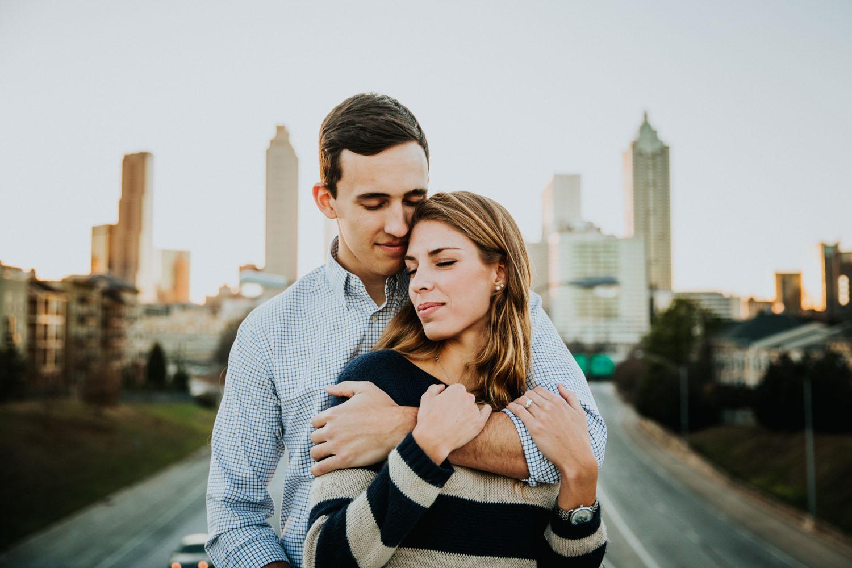 Atlanta best engagement photographers wedding photographer Ga Tech photography Jackson street bridge _ Atalie Ann Photo _1036.jpg