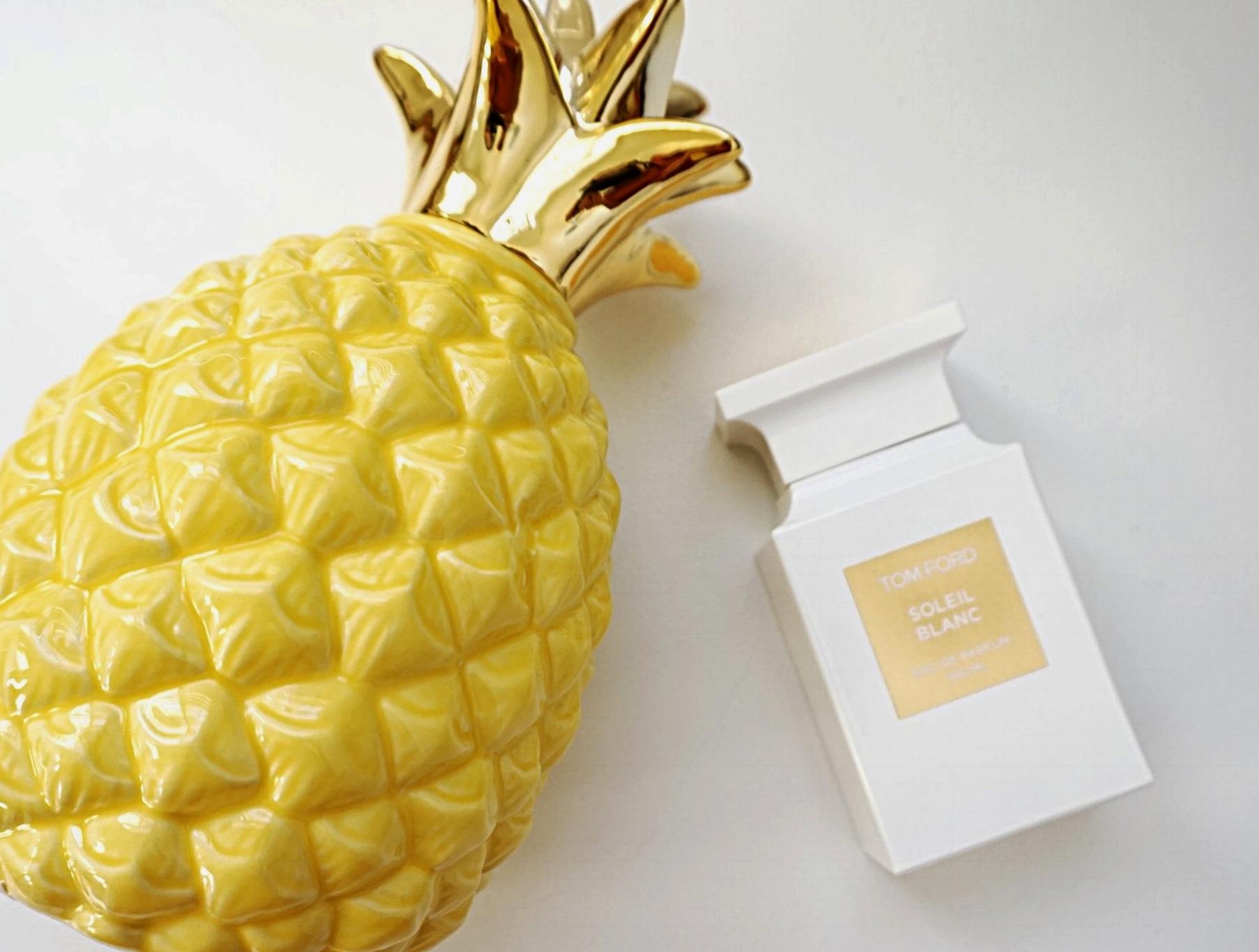 Fragrance - Coconut + Vanilla