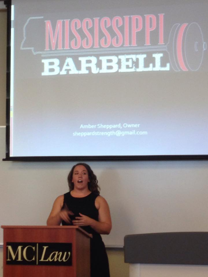Listening to peers or offering your own advice (like seen here at Mississippi College School Of Law) helps grow the community