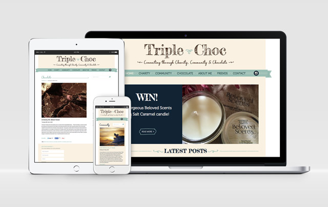 Triple Choc Website