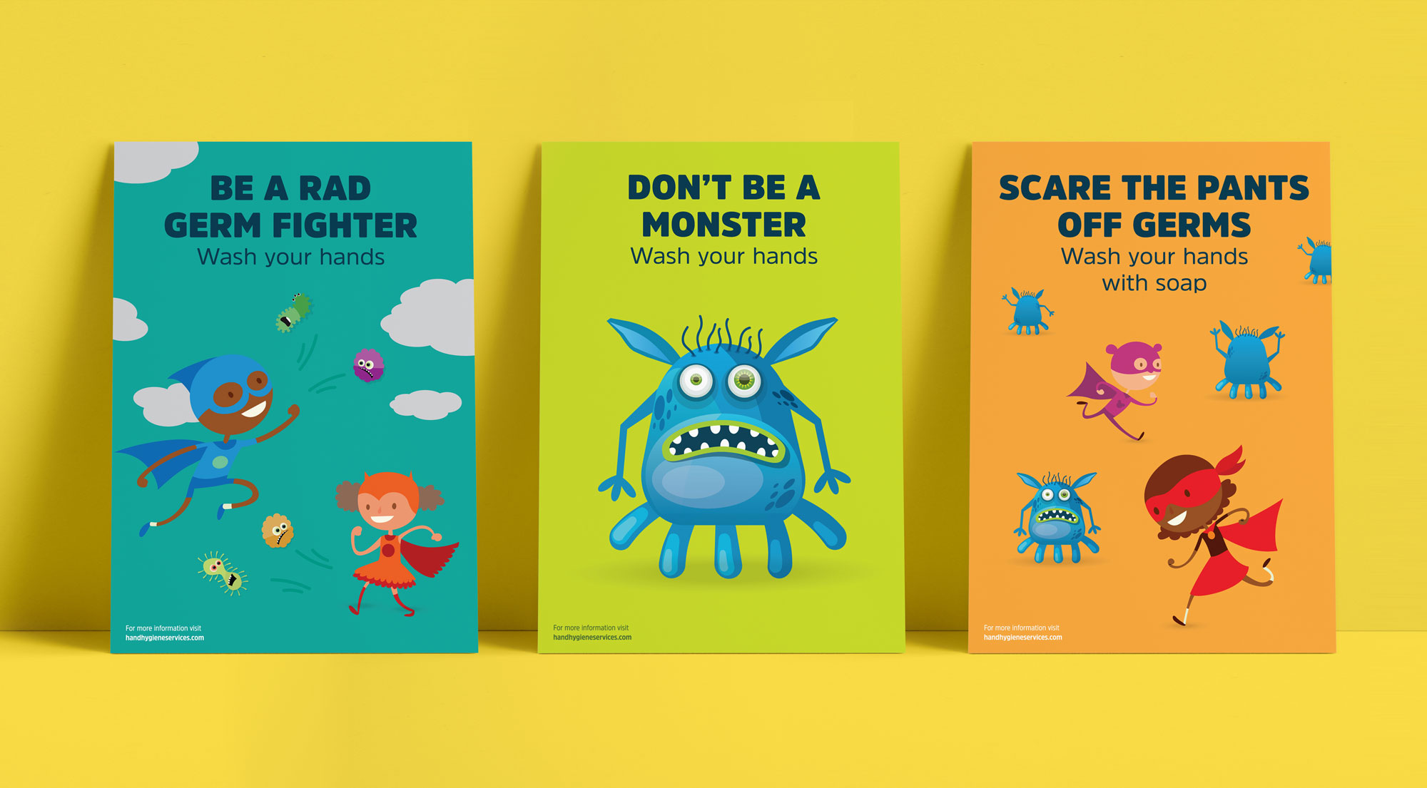 Bug Control Posters by Kiss the Sky