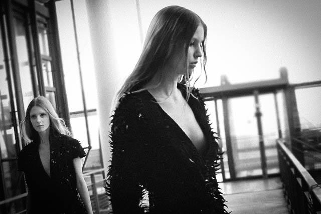 Paris Fashion Week: Iris Van Herpen Spring 2015