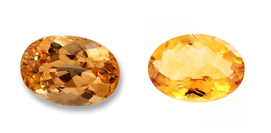 Birthstone Of The Month: Topaz and Citrine — Enji Studio Jewelry