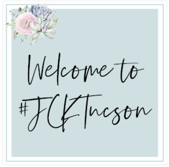 Stop by JCK Tucson at The JW Marriott Starr Pass Resort, Feb 6-9 to preview the new collection and shop one of a kind pieces. This event is industry only, you must be a qualified buyer to attend. See you there!  https://tucson.jckonline.com/en/Exhibitors/5097815/Enji