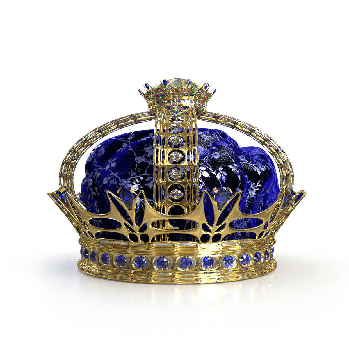 "The ""Blue Belle of Asia"", a stunning 392.52 carat Ceylon sapphire"