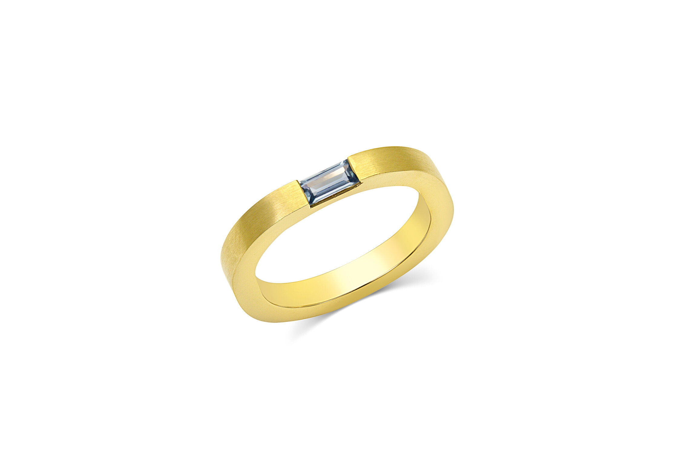 Sustainable Ethical Recycled Sterling Silver Stacking Bands Stacking Rings Minimal Geometric Jewellery