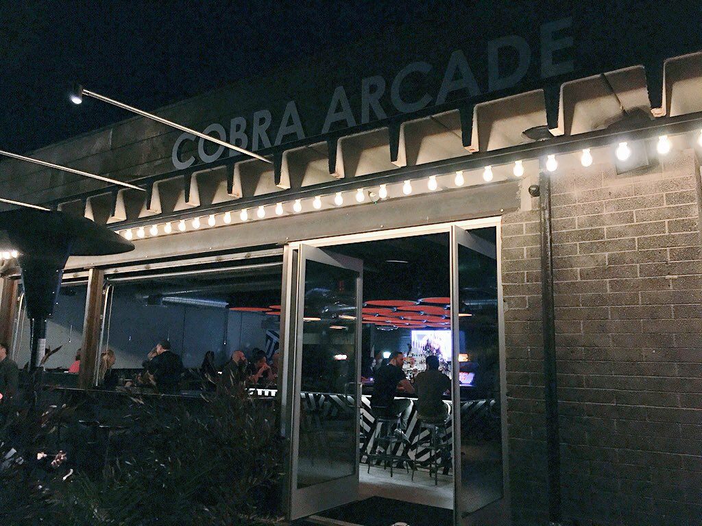 If you're a fan of old-school arcade games and fun, check out this new spot in Downtown Phoenix