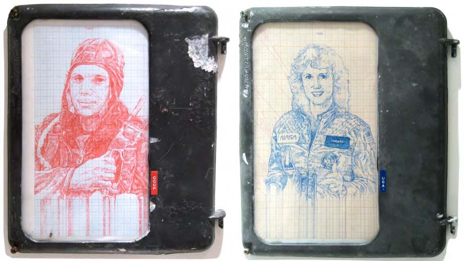 04-everythingwillbeok-1968and1986-byjasonkofke-pen-on-graph-paper-and-aircraft-components-12x9-2012.jpg