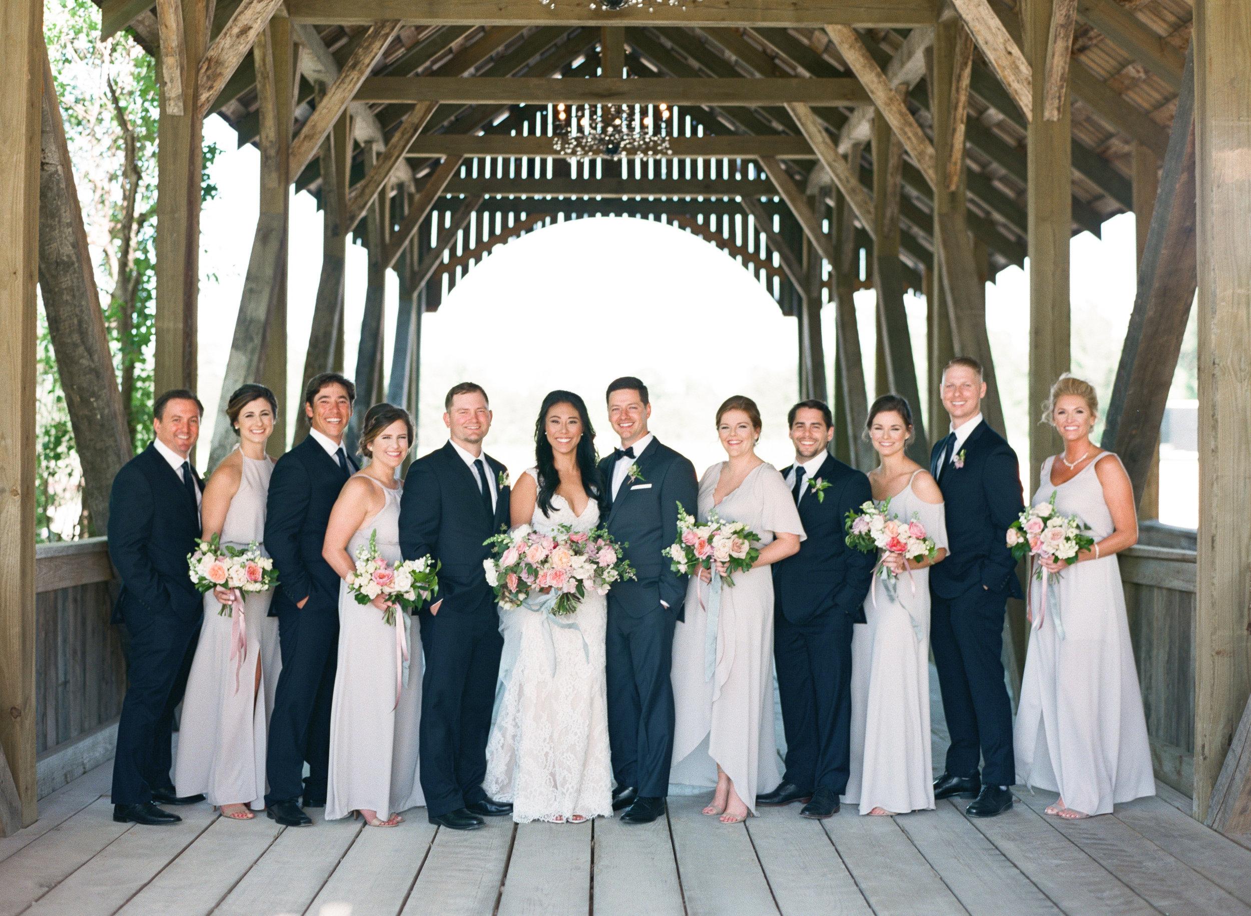 houston fine art florist mibellarosa wedding