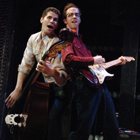 Joe Mauldin in  Buddy: The Buddy Holly Story
