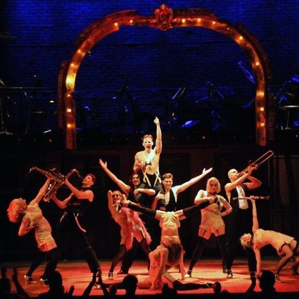 Cabaret  at Maltz Jupiter Theatre