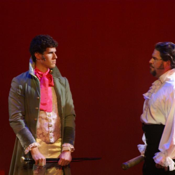 Les Misérables  at the Barn Theatre