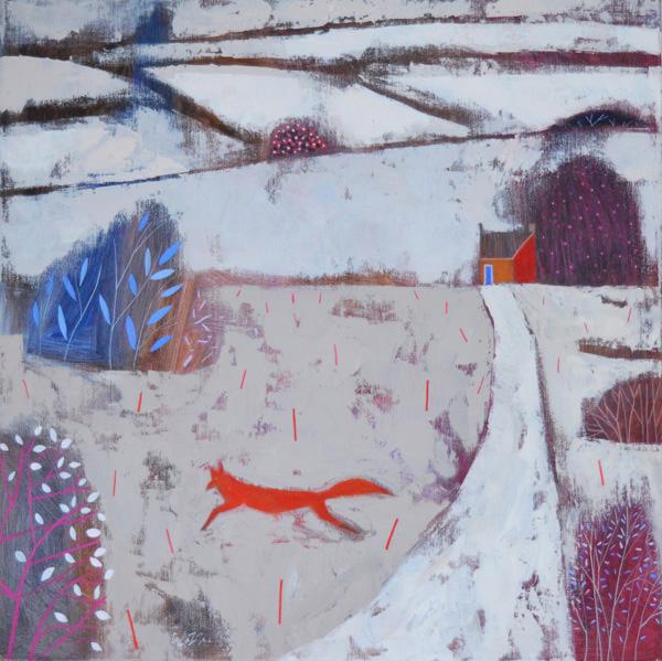 Giuliana Lazzerini, Snow Fox