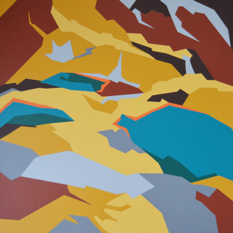 Meraud Bawden 'NZ Untitled 1' £ 560.00