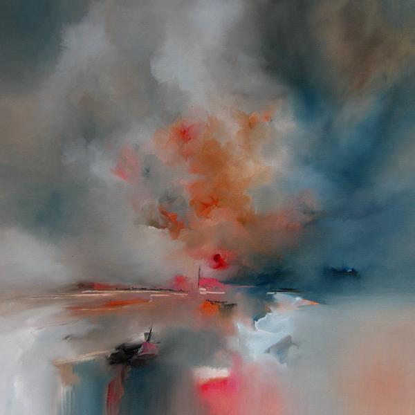 Alison Johnson 'Delicate Expression'  £680.00