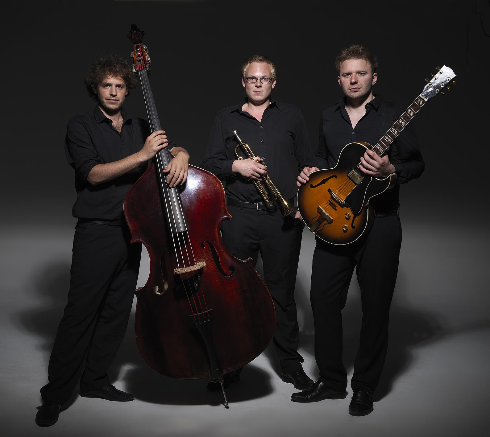 Im Trio -  kleine Band, großer Sound