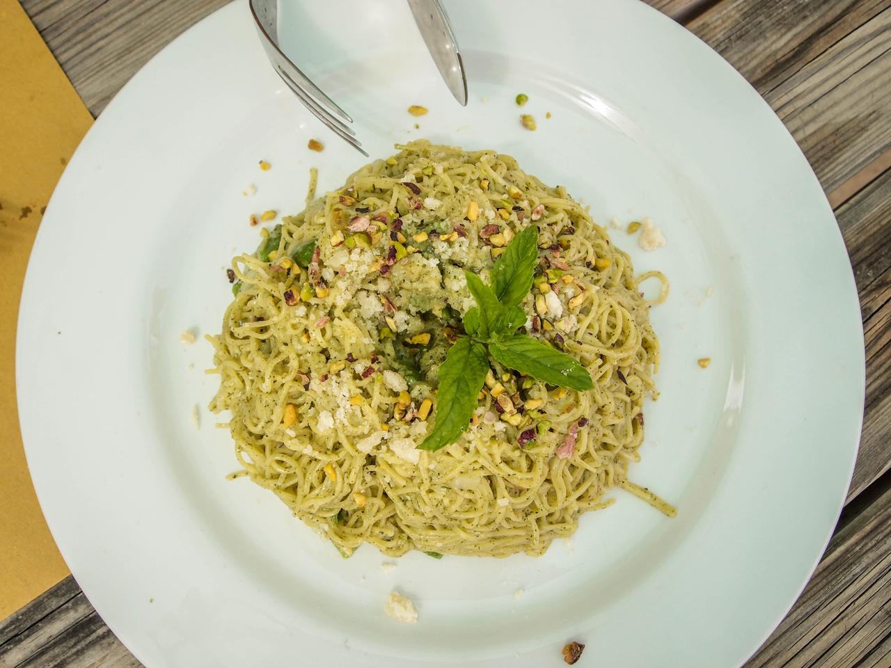 Pesto-Di-Pistacchio