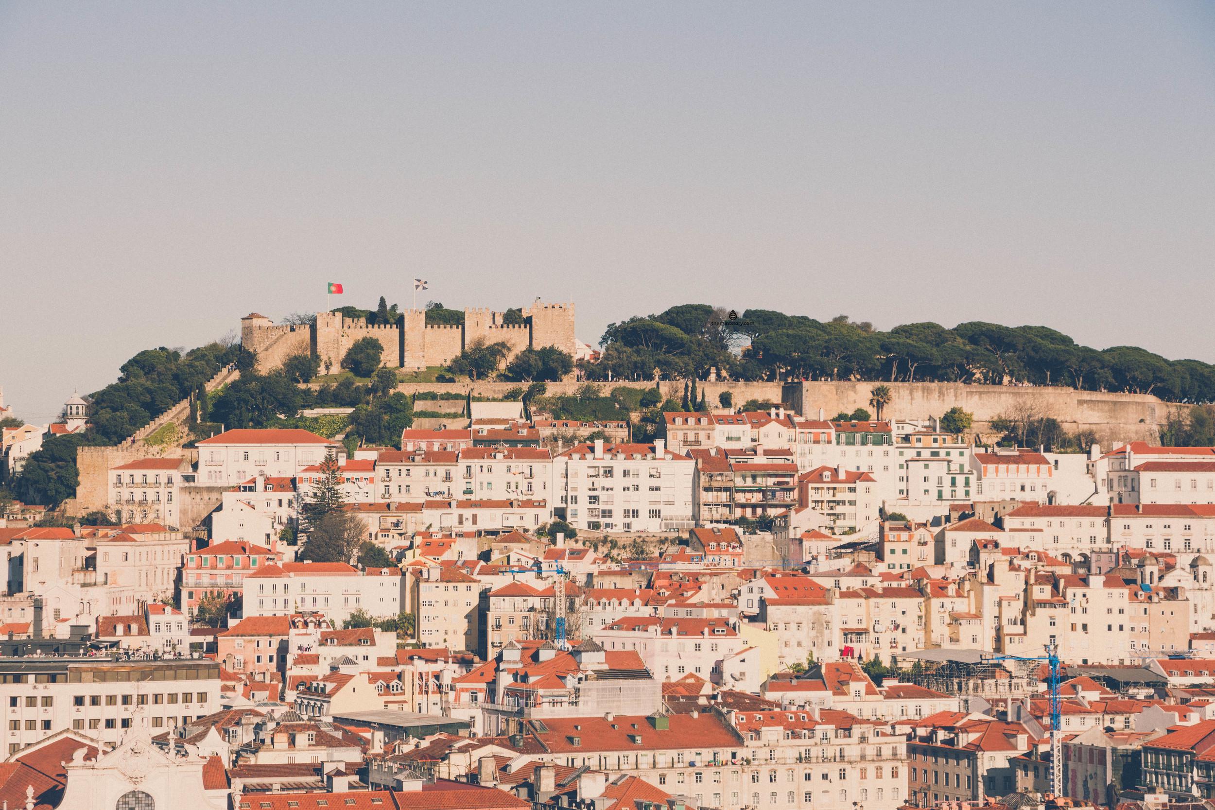 Vintage-Lisbon-view