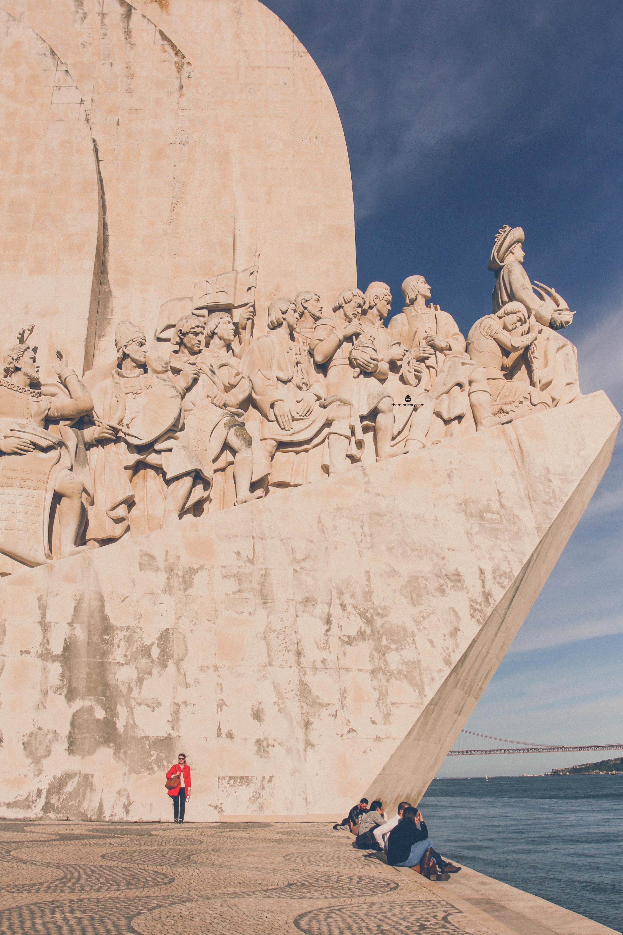 Monumento-dos-descobrimentos