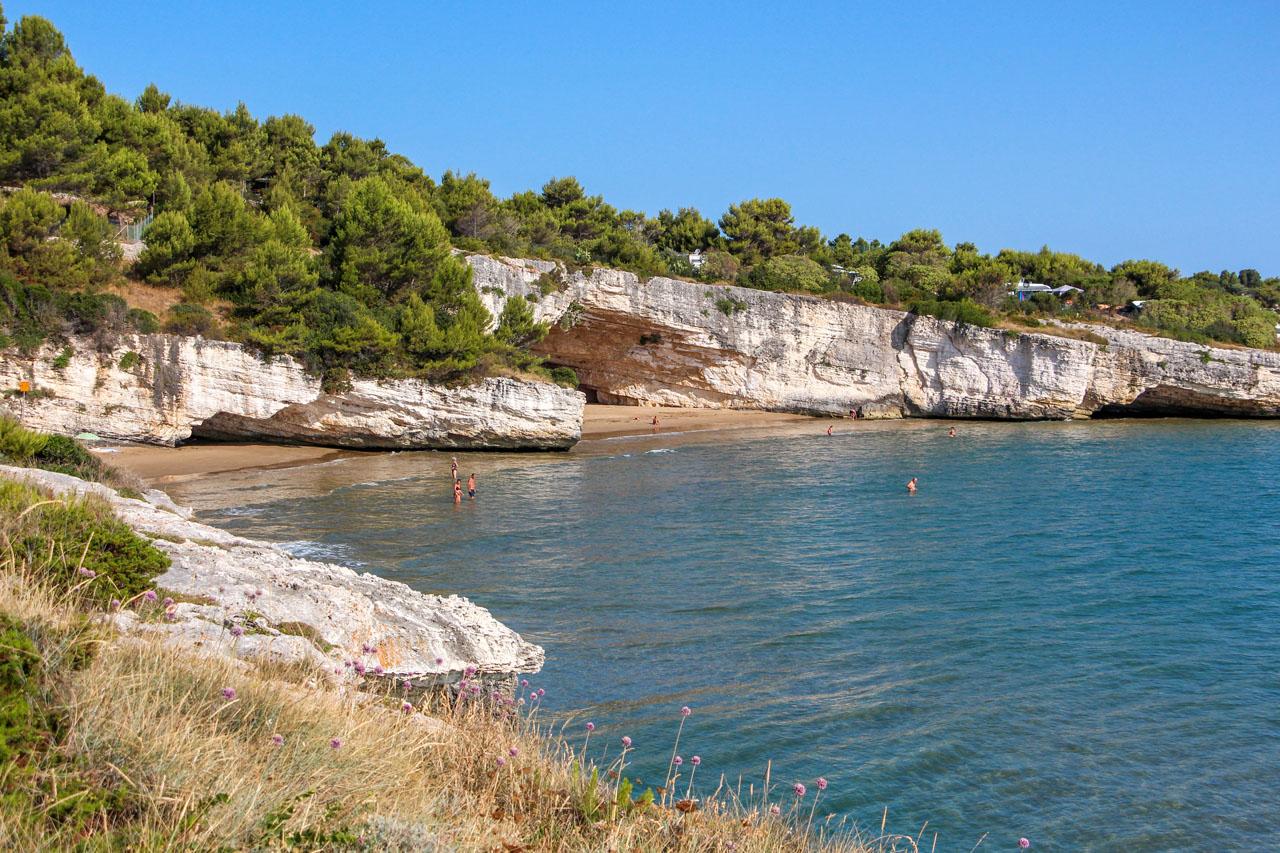 Gargano-beach