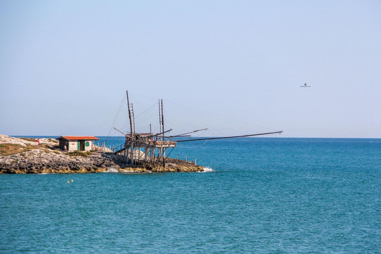 Gargano-seashore