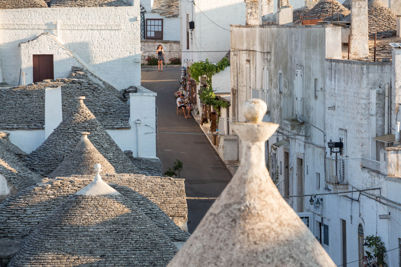 Alberobello-detail