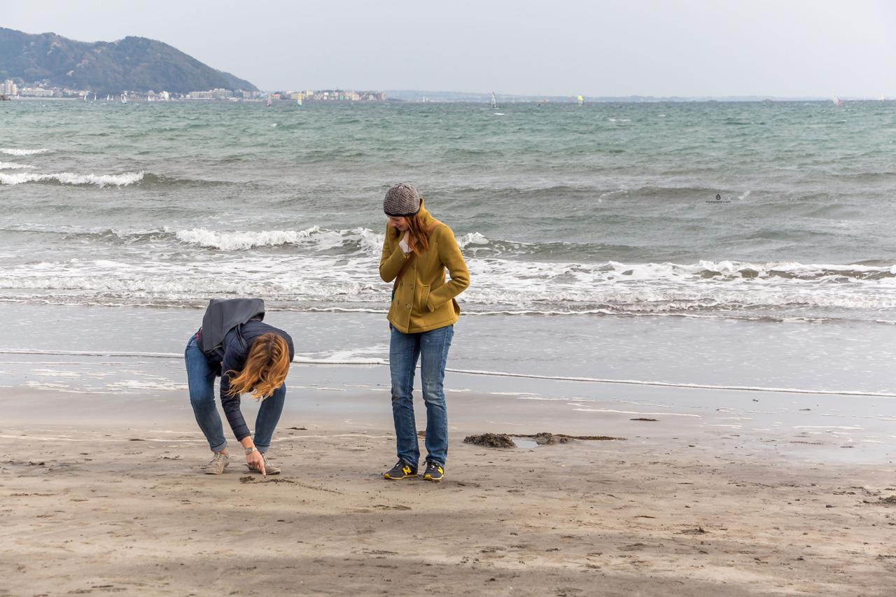 Kamakura-beach