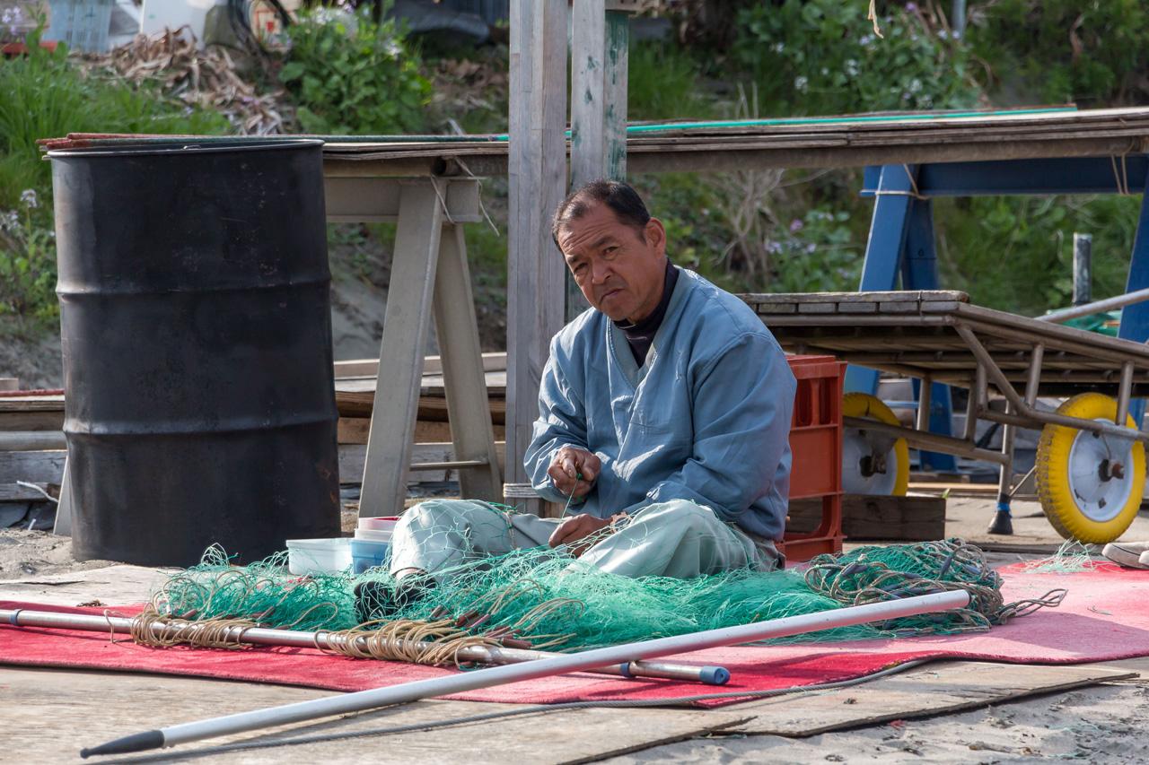 Kamakura-fishermen