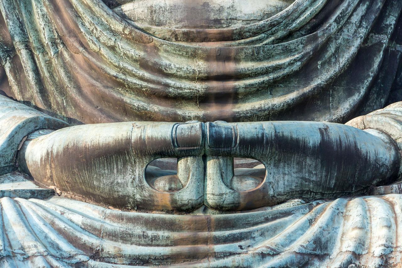 Amida-Buddha-Statue