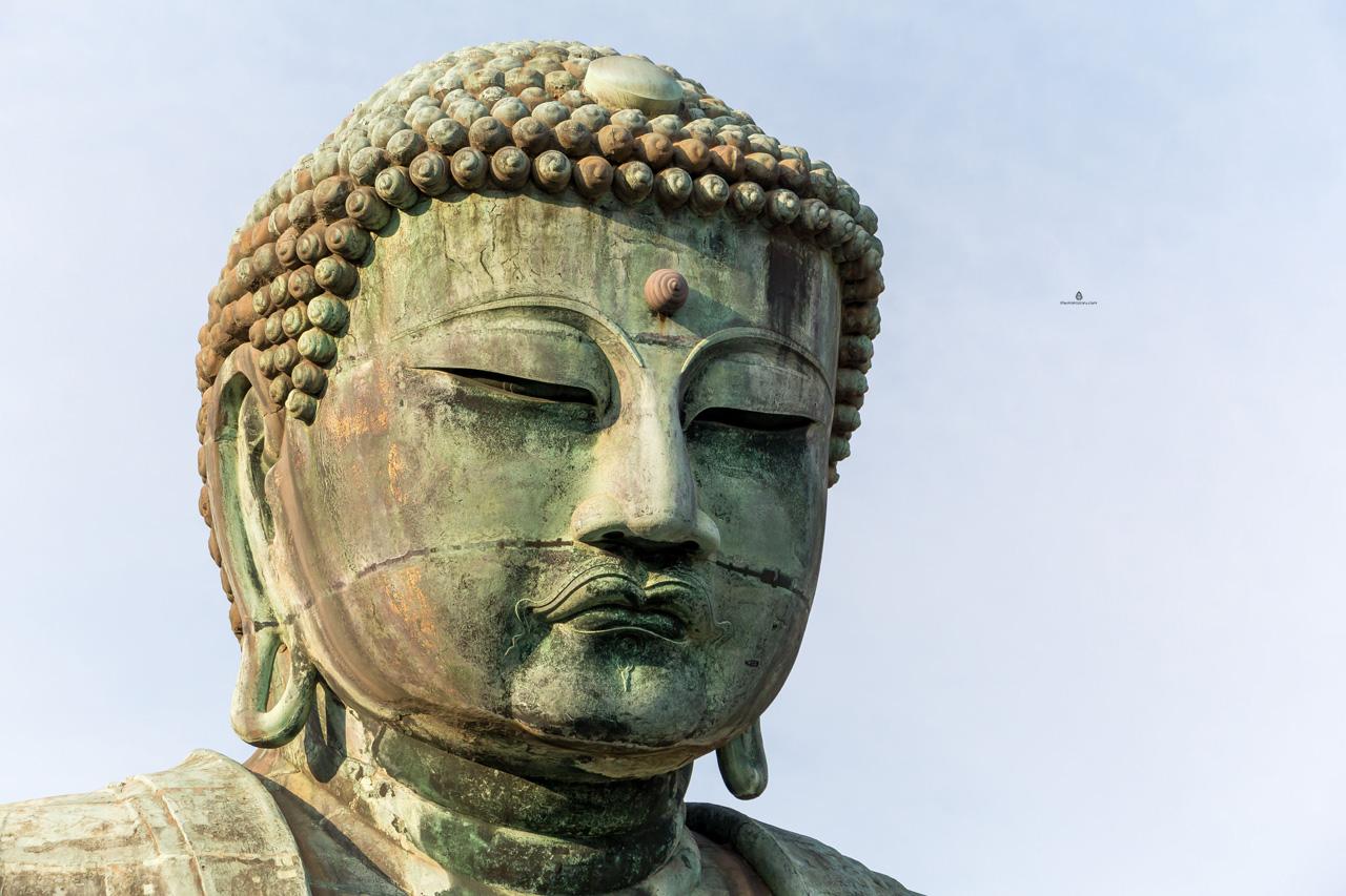 Buddha-statue-Kamakura