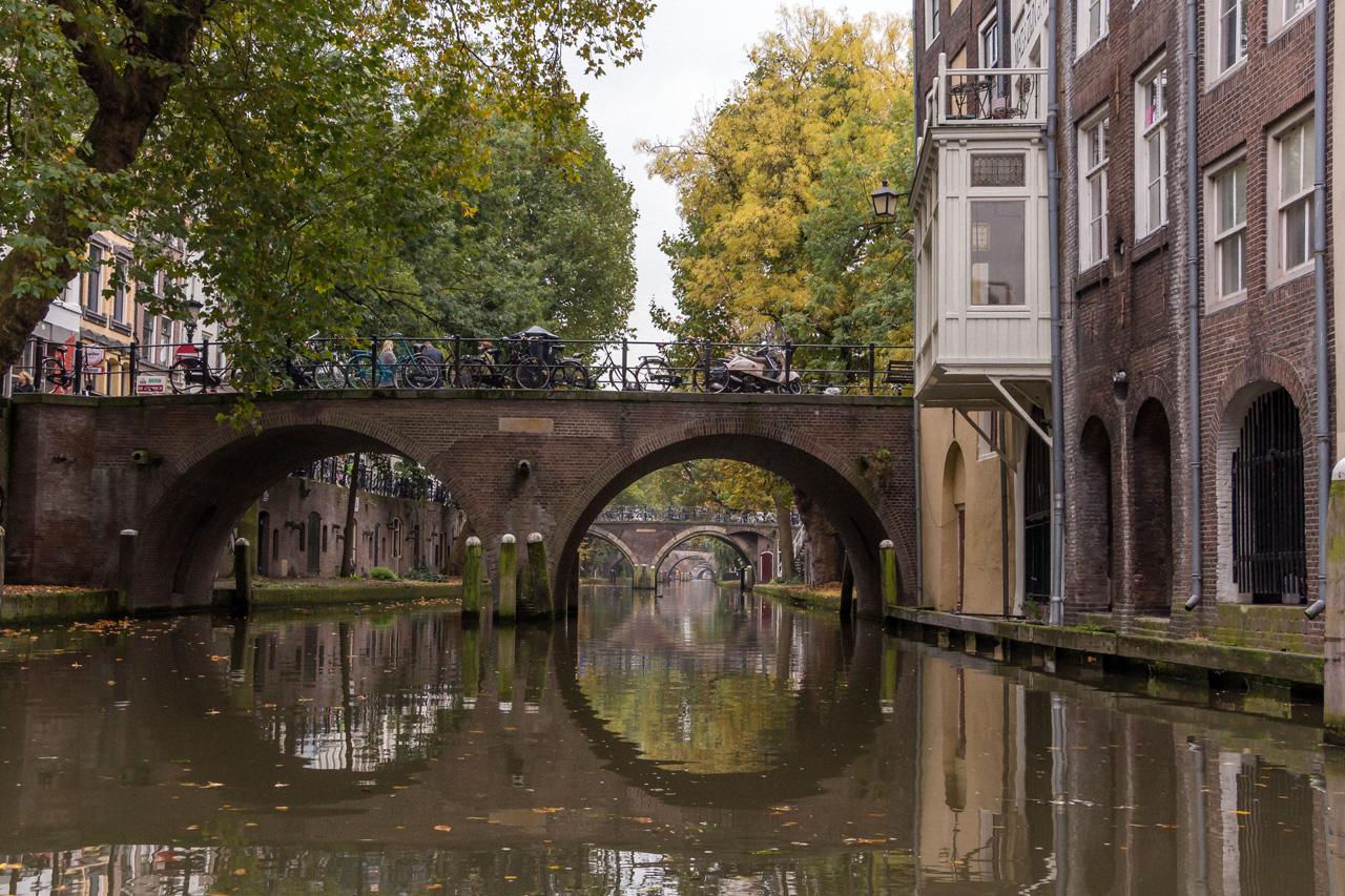 Canals-Utrecht