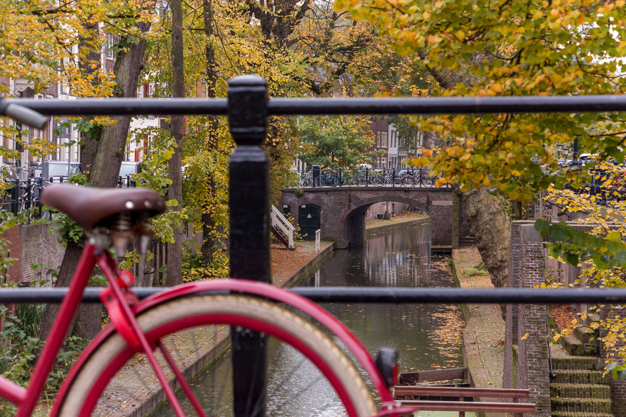 Utrecht-bycicle