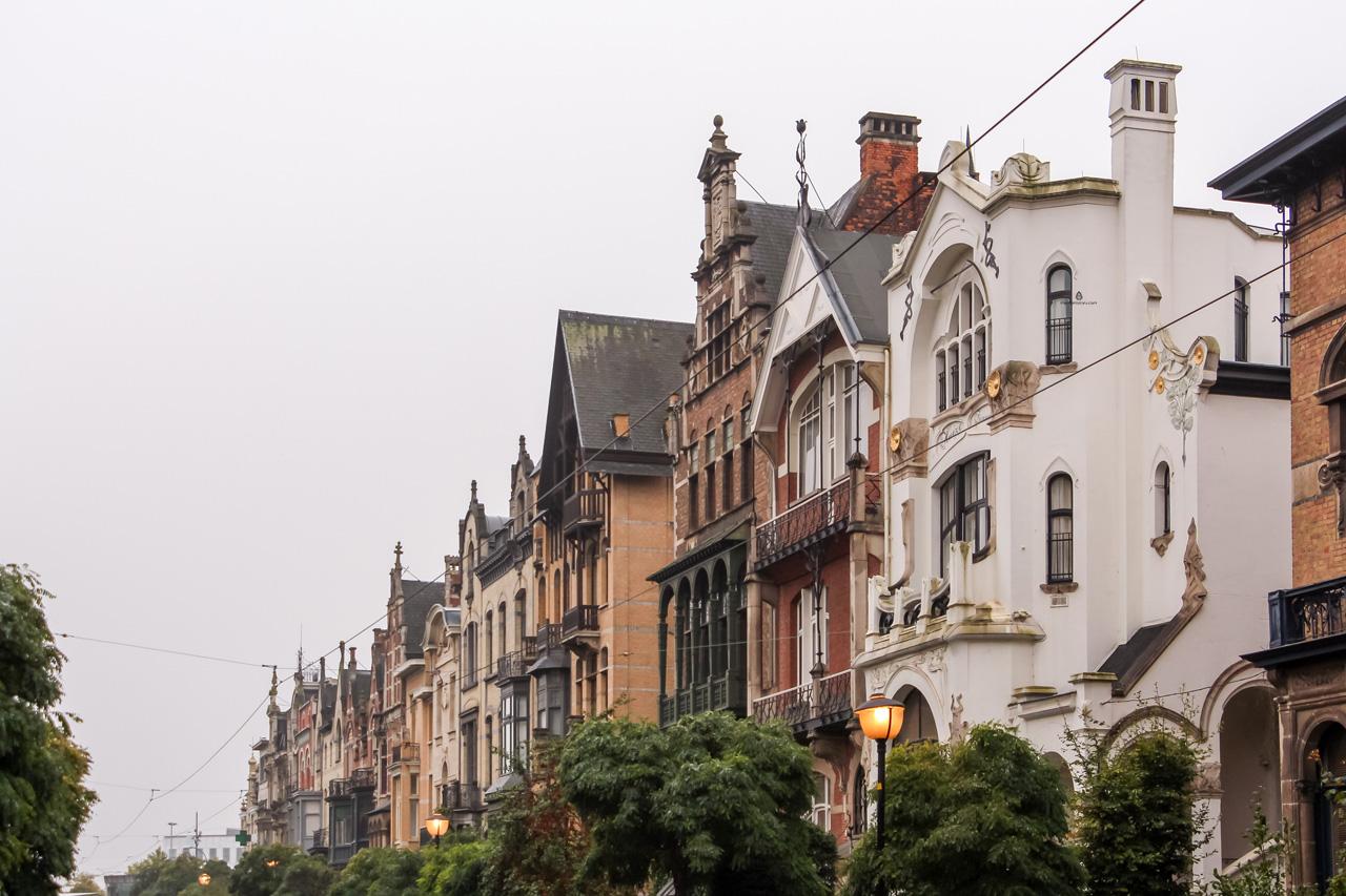 Cogels-Osylei street