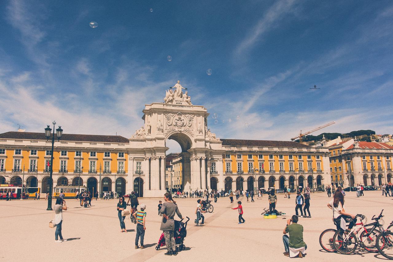Lisbon, Praca do Comercio