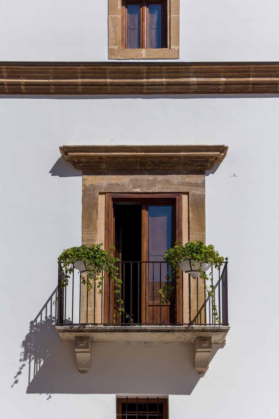 Windows of Marsala, Sicily