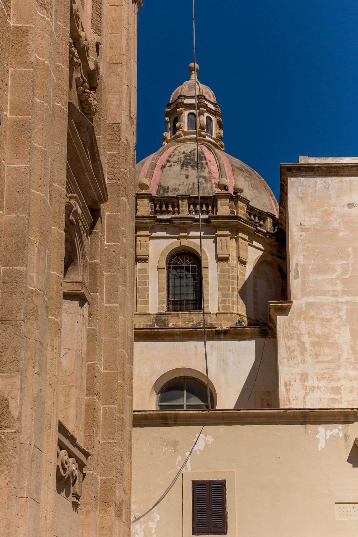 Golden hues of Marsala, Sicily
