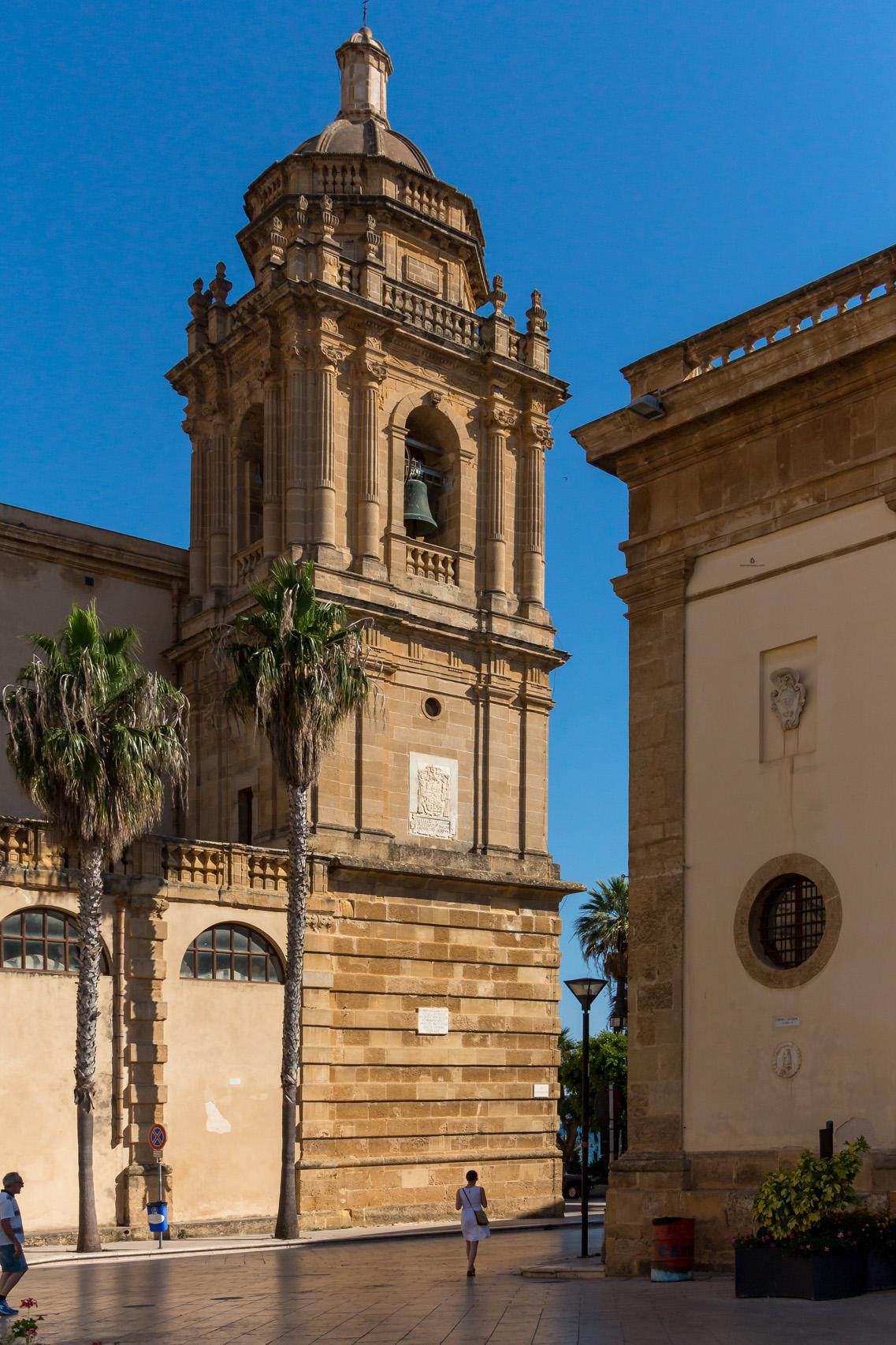 Mazara del Vallo, San Salvatore Cathedral