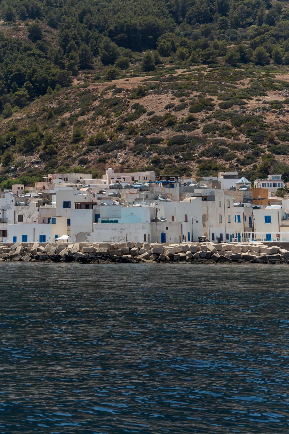 Marettimo island, Sicily