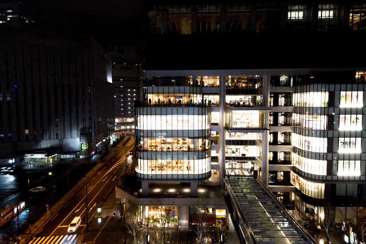 Osaka-night