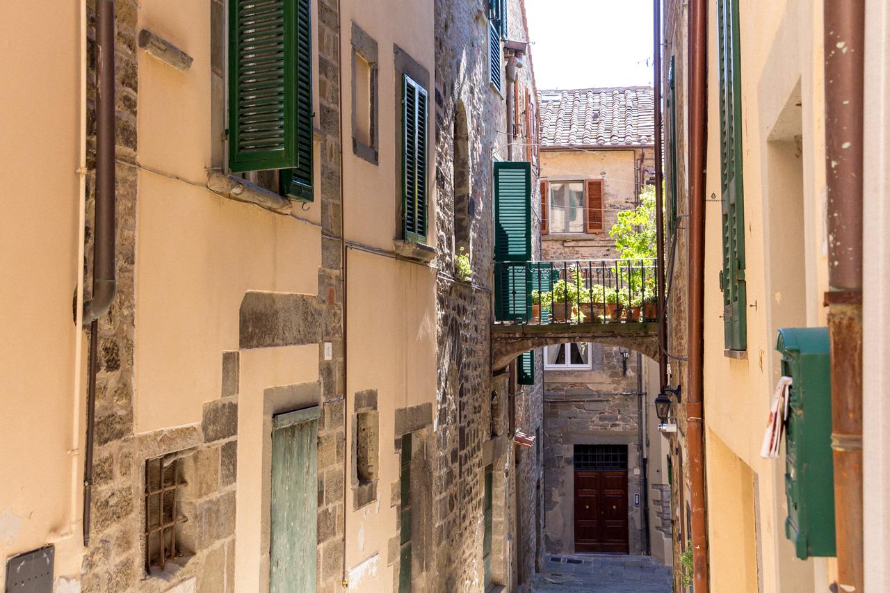 Cortona-houses