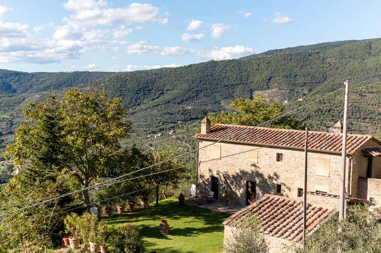 Cortona-Tuscany-Italy