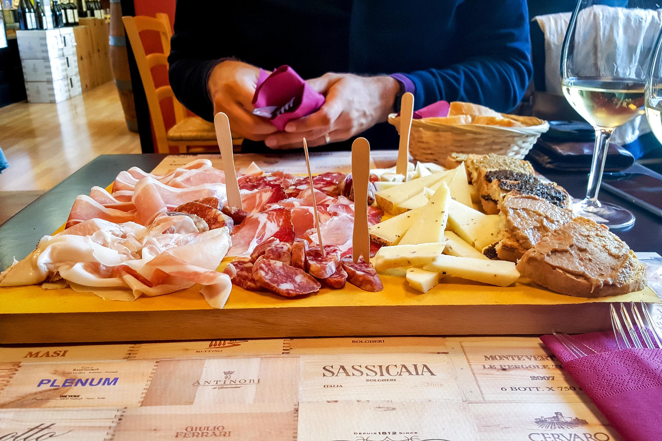 Umbrian food
