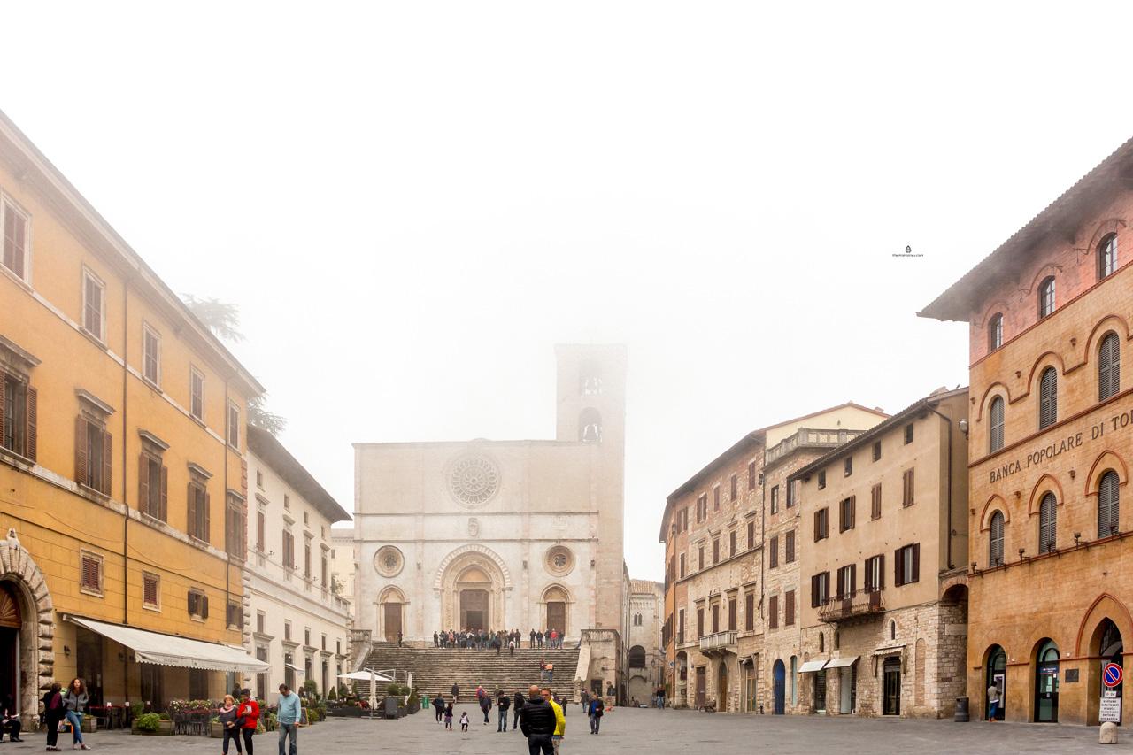 Umbria, Todi