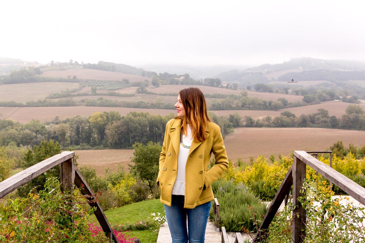 Road trip in Umbria, Italy