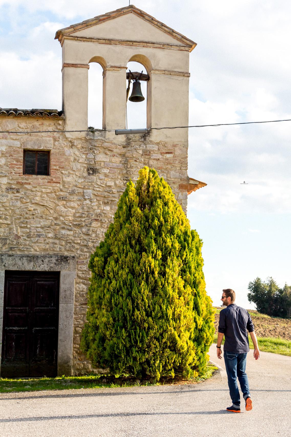 Around Todi, Italy