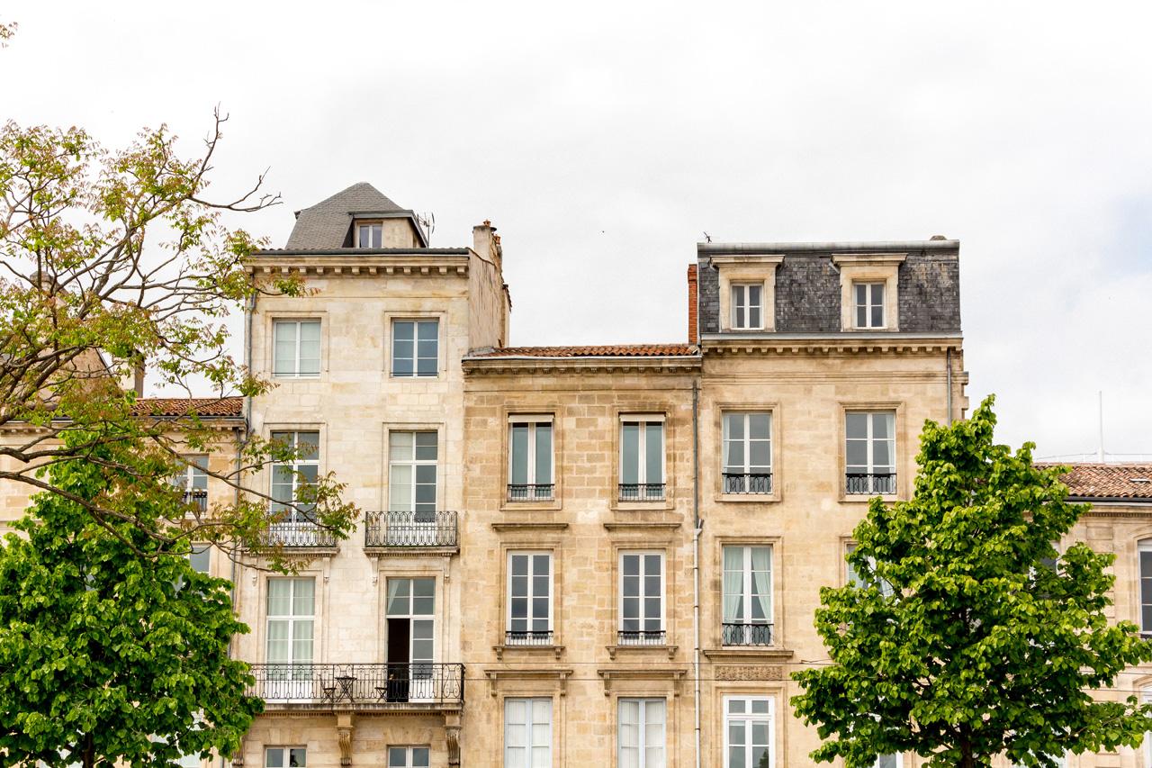 Bordeaux architecture