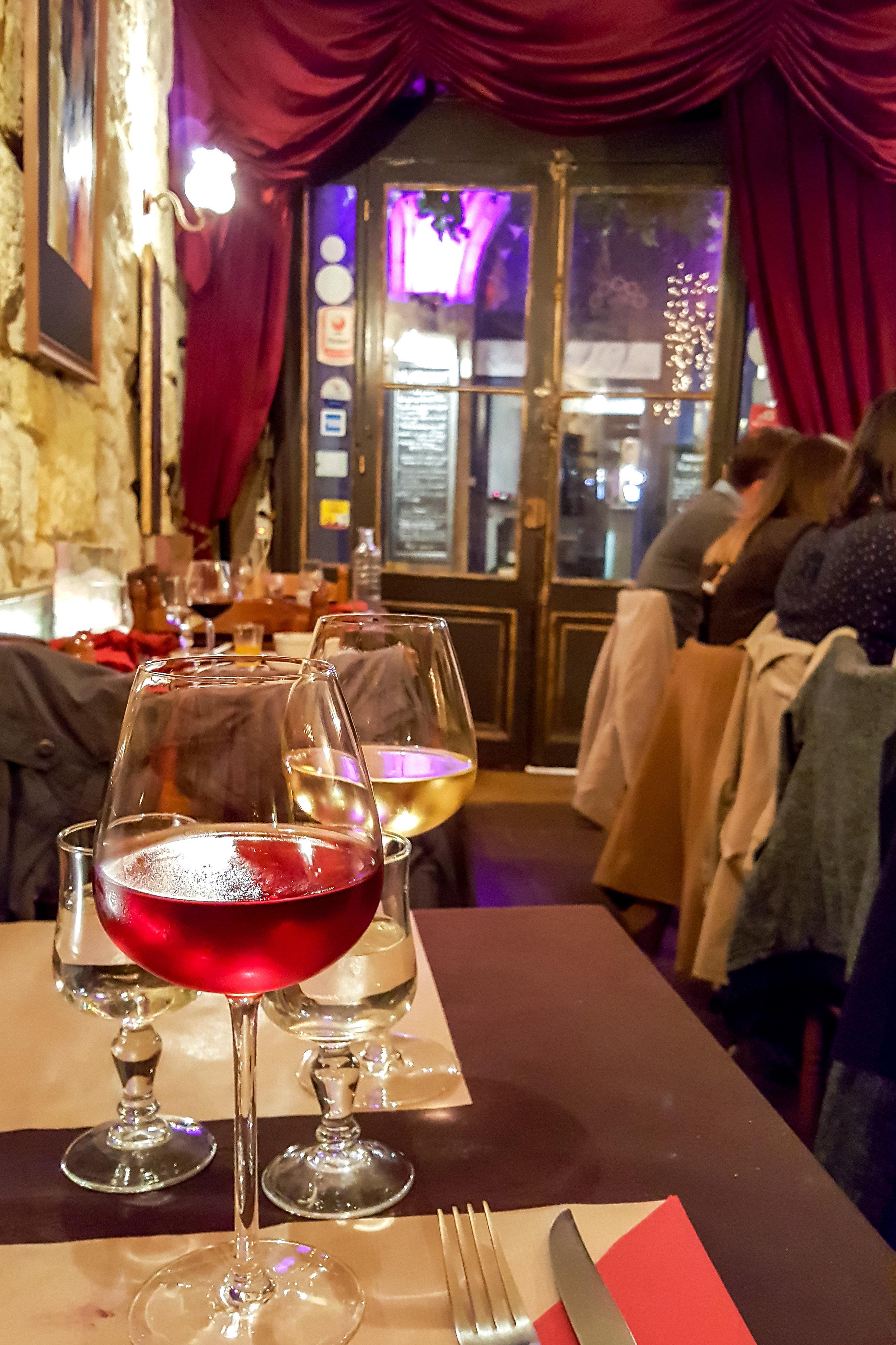 Restaurant Melodie, Bordeaux