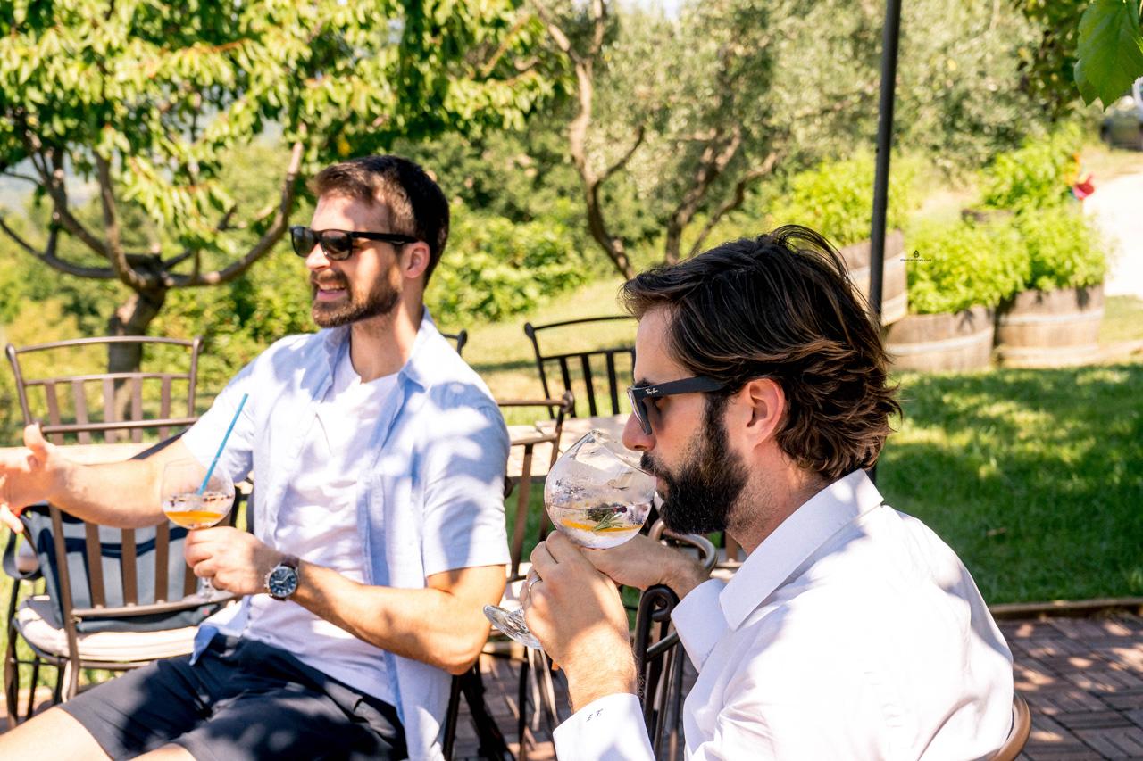 Gin tasting, Istria